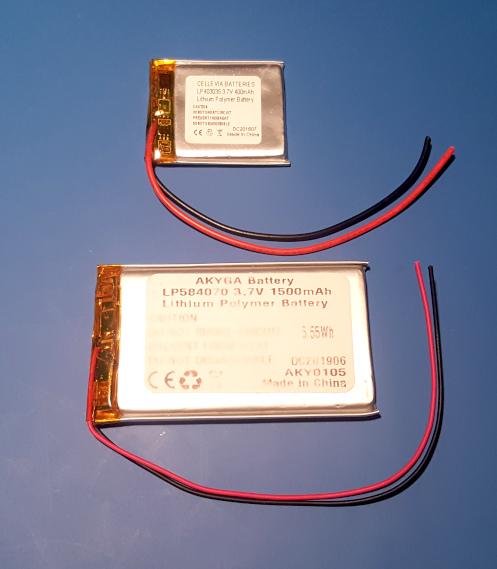 battery li-pol