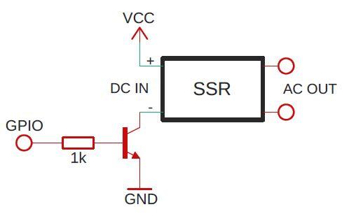 SSR complete schematic