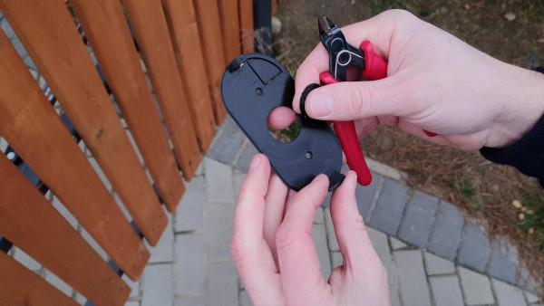 Smart doorbell assembly 4