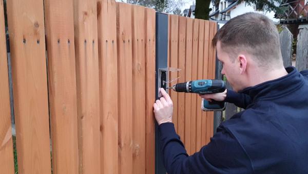Smart doorbell assembly 5