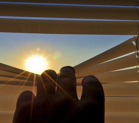 smart home blinds