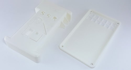 esp8266 ssr board case
