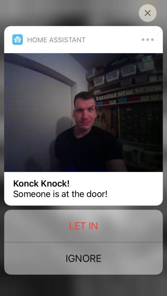 Sebastian Sokolowski Smart Doorbell IOS