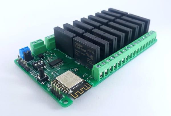 ss4h-ssr assembled pcb 1