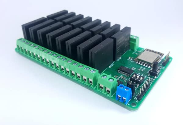 ss4h-ssr assembled pcb 2