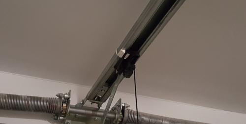 ss4h-go smart garage door opener + magnetic door sensor