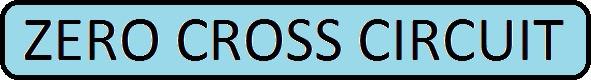 zero cross circuit for ssr
